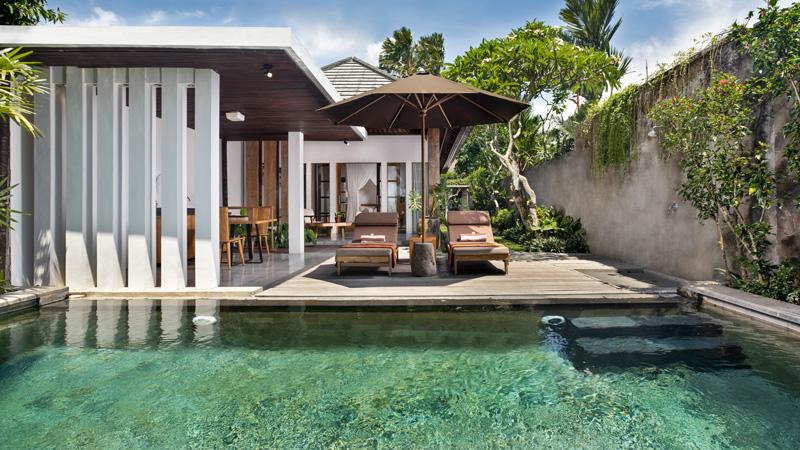 One Bedroom Private Pool Villa Villa Kayu Lama Bali